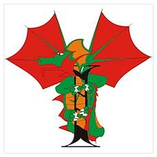 Dragon I Poster
