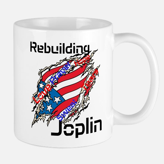 Rebuilding Joplin Mug