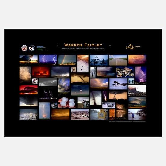 Warren Faidley - Commemorative 20 year