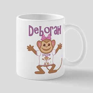 Little Monkey Deborah Mug
