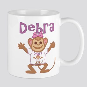 Little Monkey Debra Mug