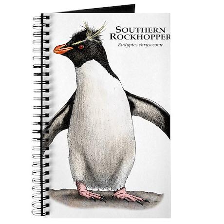 Southern Rockhopper Penguin Journal