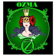 Ozma of Oz Emerald Poster