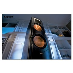 Klipsch Reference Poster (RF-82 II)
