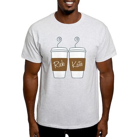 Castle Morning Coffee Light T-Shirt