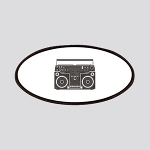 Boombox Patches