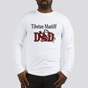 Tibetan Mastiff Long Sleeve T-Shirt
