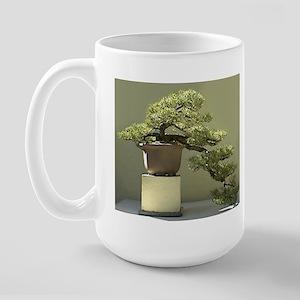 Bonsai Garden Large Mug