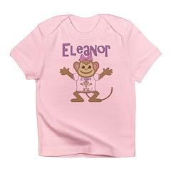 Little Monkey Eleanor Infant T-Shirt