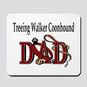 Treeing Walker Coonhound Mousepad
