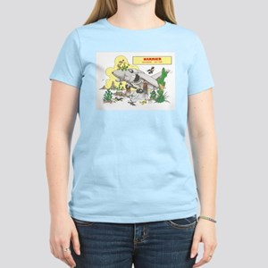 HARRIER Any Where - Any Time Women's Light T-Shirt