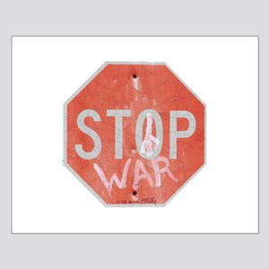 STOP WAR III Small Poster