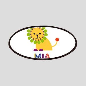 Mia the Lion Patches