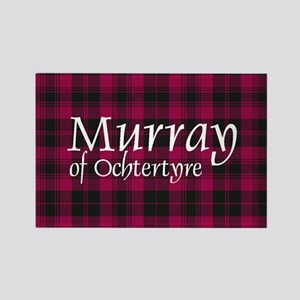 Tartan - Murray of Ochtertyre Rectangle Magnet