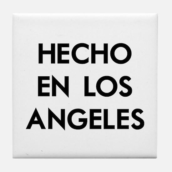 Hecho en Los Angeles Tile Coaster