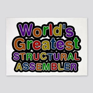World's Greatest STRUCTURAL ASSEMBLER 5'x7' Area R
