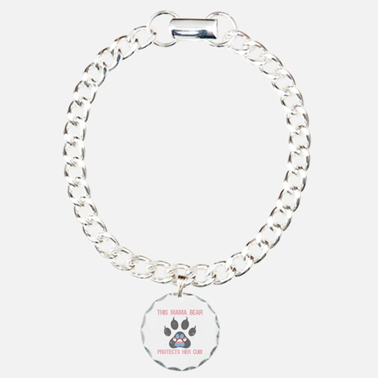 Unique Mama bear Bracelet
