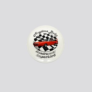 Plymouth Superbird Mini Button (10 pack)