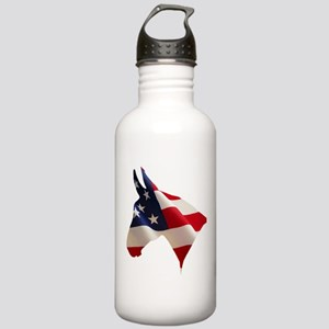 Proud American Stainless Water Bottle 1.0L