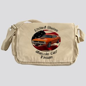 Plymouth Barracuda Messenger Bag