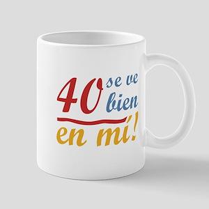 40th Birthday Looks Good Mug