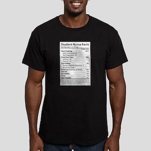Student Nurse Men's Fitted T-Shirt (dark)