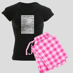 Student Nurse Women's Dark Pajamas