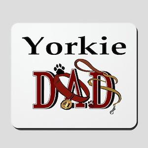 Yorkie Dad Mousepad