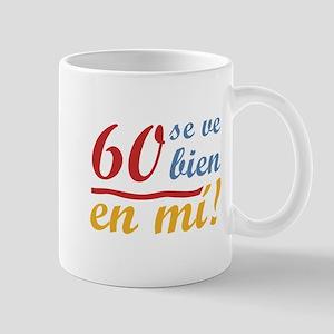 60th Birthday Looks Good Mug