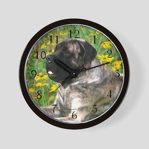 Brindle 2 Wall Clock