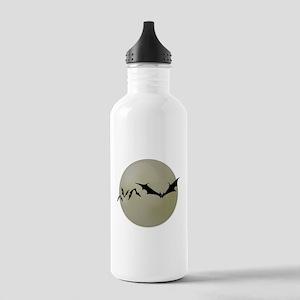 Moon Bats Stainless Water Bottle 1.0L