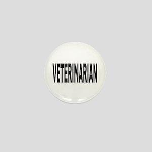 Veterinarian Mini Button