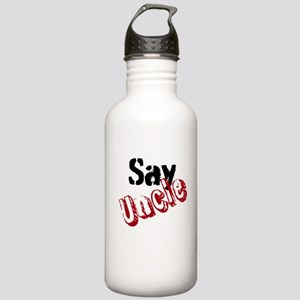 Say Uncle Stainless Water Bottle 1.0L
