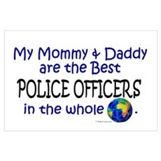 Best Police Officers In The World ri Poster