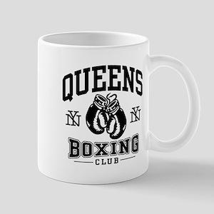 Queens Boxing Mug