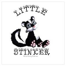 Little Stinker Poster