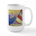 """""""Sailing"""" Large Mug"""