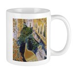 """Gondolier of Venice"" Mug"