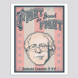 The Good Fighter Small Poster