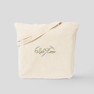 Isle Esme Feathers Tote Bag