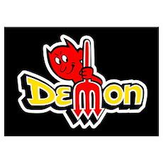 Demon Poster