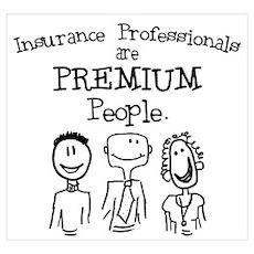 """Premium People"" Poster"