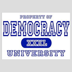 Democracy University