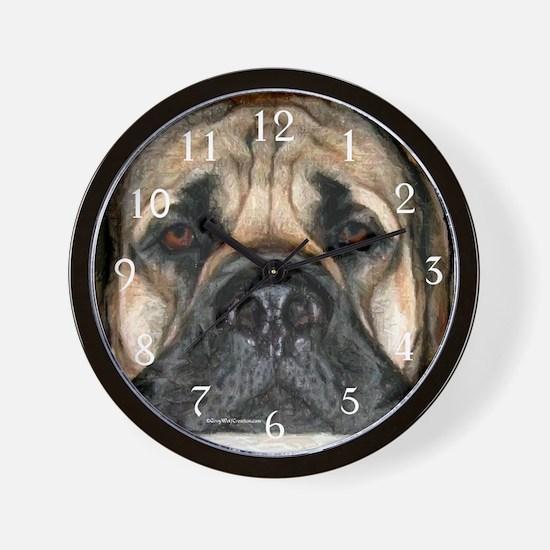 Fawn 1 Wall Clock