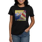 """""""Sailing"""" Women's Dark T-Shirt"""