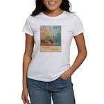 """""""Power of the Flower""""(TM) Women's T-Shirt"""