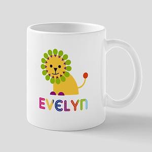 Evelyn the Lion Mug