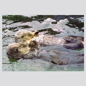 Sea Otter Love