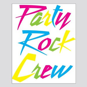 Party Rock Small Poster