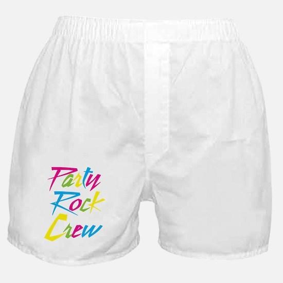 Party Rock Boxer Shorts